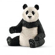Schleich Giant Panda - Female, Multi Color