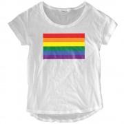 Prideflaggan Loose Fit Top
