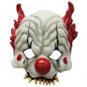 Halloween maskertje horror clown