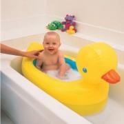 Munchkin termoosetljiva kada u obliku patke