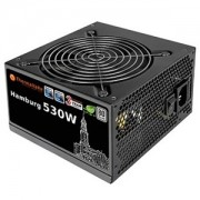 Sursa Thermaltake Hamburg 530W, 80 Plus, PFC Activ, W0392RE