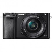 Sony Ilce6000lb Aps-C 24.3mp Nera