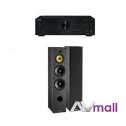 Pachet Amplificator Integrat Onkyo A-9050 + Boxe Davis Acoustics Dhavani
