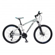 Bicicleta Benotto XC-9000 Alum R26 27V Shi Altus Fno DDM Blanco Talla:M