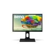 Monitor BenQ BL2420PT com 23, 8, 100% sRGB e Rec. 709, tela Anti-Reflexo e Ajuste de Altura para Designers, BenQ, BL2420PT, LED, 23.8