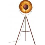 Kare Design Welcome Rusty Vloerlamp - Hoogte 170 Cm - Bruin