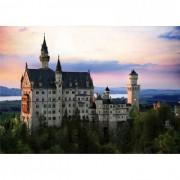 Puzzle D-Toys - Neuschwanstein Castle, Germany, 1.000 piese (DToys-64301-NL07)