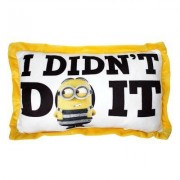 "geschenkidee.ch Despicable Me 3 Kissen ""I didn't do it"""