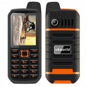 Vkworld Stone V3 Plus 2.4 Dual Sim Strong Signal 4000mA Smart Phone Étanche FM