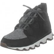 Sorel Kinetic Caribou Black, Skor, Sneakers & Sportskor, Walkingskor, Svart, Dam, 38