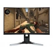 """Acer XZ271bmijpphzx 27"""" Curved, 144 Hz, 4ms, 1080p, FreeSync Геймърски монитор за компютър"""