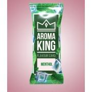 Card aromatizant pentru tutun MENTHOL, Aroma King