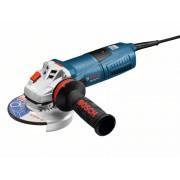 Ъглошлайф малък GWS 12-125 CIE Professional, 1.200 W, 2.800-11.500 min-1, Ø 125 mm, 2,3 kg, 0601794002, BOSCH
