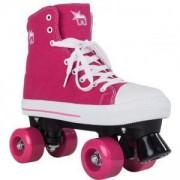 Ролкови кънки Canvas High Pink, Rookie, 6580001500