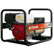 AGT 7501 HSB SE Generator curent electric , putere 6.4 kVA , motor Honda GX 390 Industrial