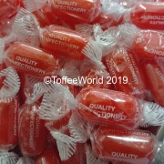Cough Candy Crawford & Tilley Wrapped Boiled Herbal Sweets