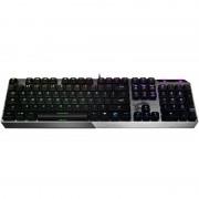 MSI Vigor GK50 Low Profile Teclado Mecânico Gaming Retroiluminado Switches Kailh Low Profile