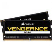 Corsair Pamięć RAM 16GB 2400MHz Vengeance (CMSX16GX4M2A2400C16)