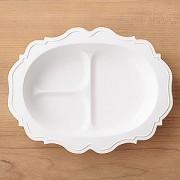≪レアーレ≫三食皿