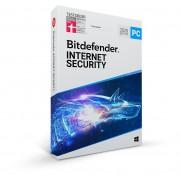 Bitdefender GmbH Bitdefender Internet Security 2020, 10 Geräte - 1 Jahr, Deutsch, Download