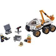 LEGO City Space Port 60225 Rover tesztvezetés