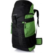 Suntop TREK 50L Travel Bag Backpacking Backpack for Outdoor Hiking Trekking Camping Rucksack(Green) 50.0 L Backpack(Green, Black)