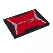 "SSD 240GB Kingston HyperX Savage (Bundle Kit), SATA 6Gb/s, 2.5"" (6.35 cm), скорост на четене 530 MB/s, скорост на запис 560 MB/s"