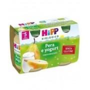 HIPP ITALIA SRL Hipp Biologico Omogeneizzato Pera E Yogurt 2x125g