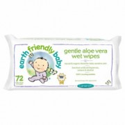 Servetele umede cu musetel si aloe vera 72buc Earth Friendly Baby
