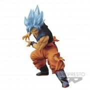 Banpresto Dragon Ball Super Maximatic PVC Statue SSGSS Son Goku 20 cm