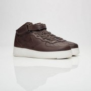 Nike Air Force 1 Mid Velvet Brown/Velvet Brown-Sail