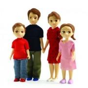 Djeco Dollhouse Family - Thomas and Marion's Family