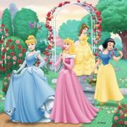 Puzzle Ravensburger - Printesele Disney, 3x49 piese (09411)
