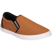 Armado Mens Boys-1096 Brown Loafer Shoes.