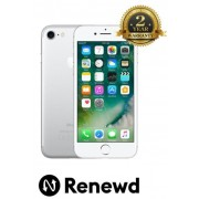 "Telefon Renewd Apple iPhone 7, Procesor Quad-Core, LED-backlit IPS LCD Capacitive touchscreen 4.7"", 2GB RAM, 32GB Flash, 12MP, Wi-Fi, 4G, iOS (Argintiu)"