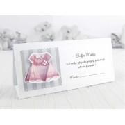 Mapă bani&Card masă 3D fetiță cod 7512