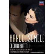 Cecilia Bartoli - Handel - Semele (0044007433232) (2 DVD)
