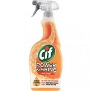 Cif Kitchen Cleaner Power & Shine Citrus 700ml