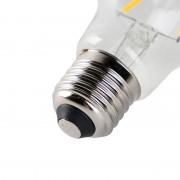 LUEDD Set of 5 E27 LED A60 Clear Filament 2W 220LM 2700K
