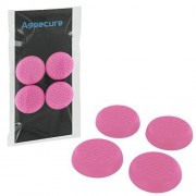 Unbranded PS4 TPU Thumb Grips Pink (Assecure) /PS4