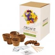 Grow it - Gurmánské květiny