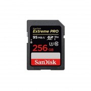 SanDisk Extreme Pro 256GB SDHC UHS-I Card (SDSDXXG-256G-GN4IN)