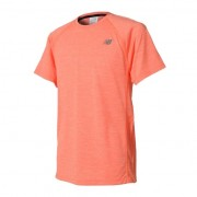 ニューバランス newbalance テナシティショートスリーブTシャツ メンズ > アパレル > トレーニング > トップス