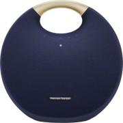 Boxa portabila Harman Kardon Onyx Studio 6, Bluetooth, 50W RMS, Albastru