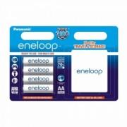 Panasonic Eneloop R6/AA 1900mAh, 4 Pcs, Blister + BOX