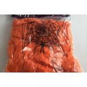 Pókháló, narancs