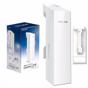 NP TPLINK CPE520 Outdoor 5GHz 300Mbps Wireless CPE, Qualcomm, up to 27dBm, 2T2R, 5GHz 802.11a/n, 16dBi directional antenna, Weather proof, 2 10/100Mbps LAN, Passive PoE, support TDMA and centralize