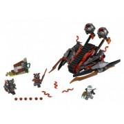 LEGO® NINJAGO™ Tancul stacojiu - L70624