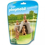 Комплект Плеймобил 6655 - Сурикати, Playmobil, 291206