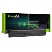 Laptop batteri till Toshiba Satellite C650 L655 L750 PA3817U-1BRS / 11,1V 6600mAh